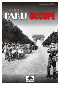 couverture Guide du Paris Occupé