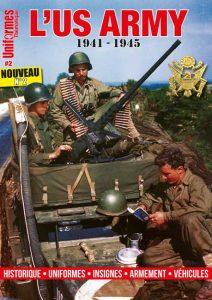 Couverture uniformes themaqtique n°2 US Army